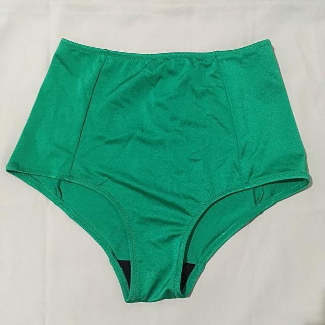 Topshop High Waist Bikini Bottoms