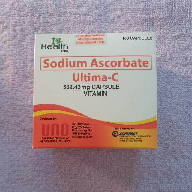 Ultima-C Sodium Ascorbate