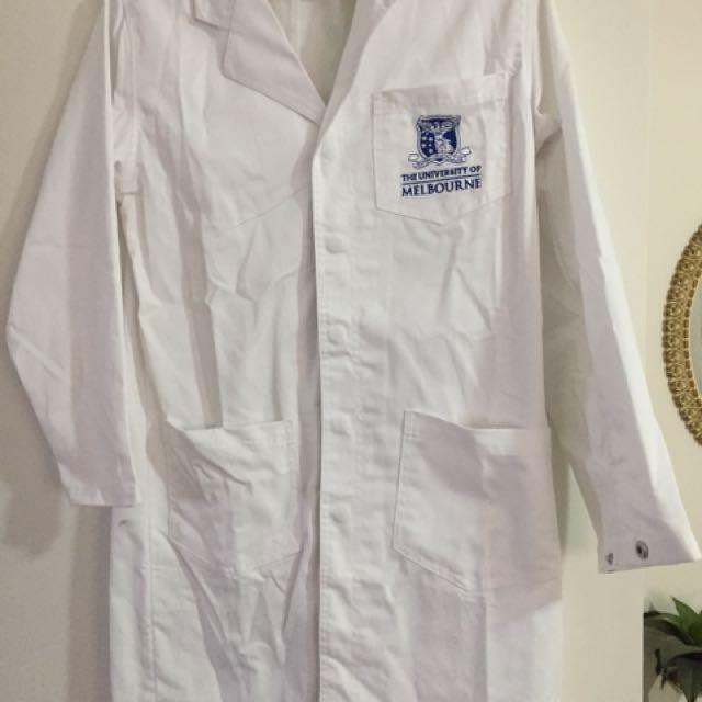 University of Melbourne Lab coat