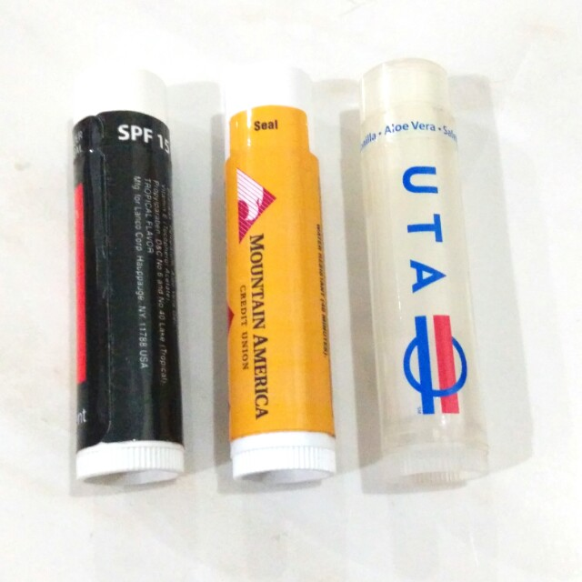 Various Lip Balm