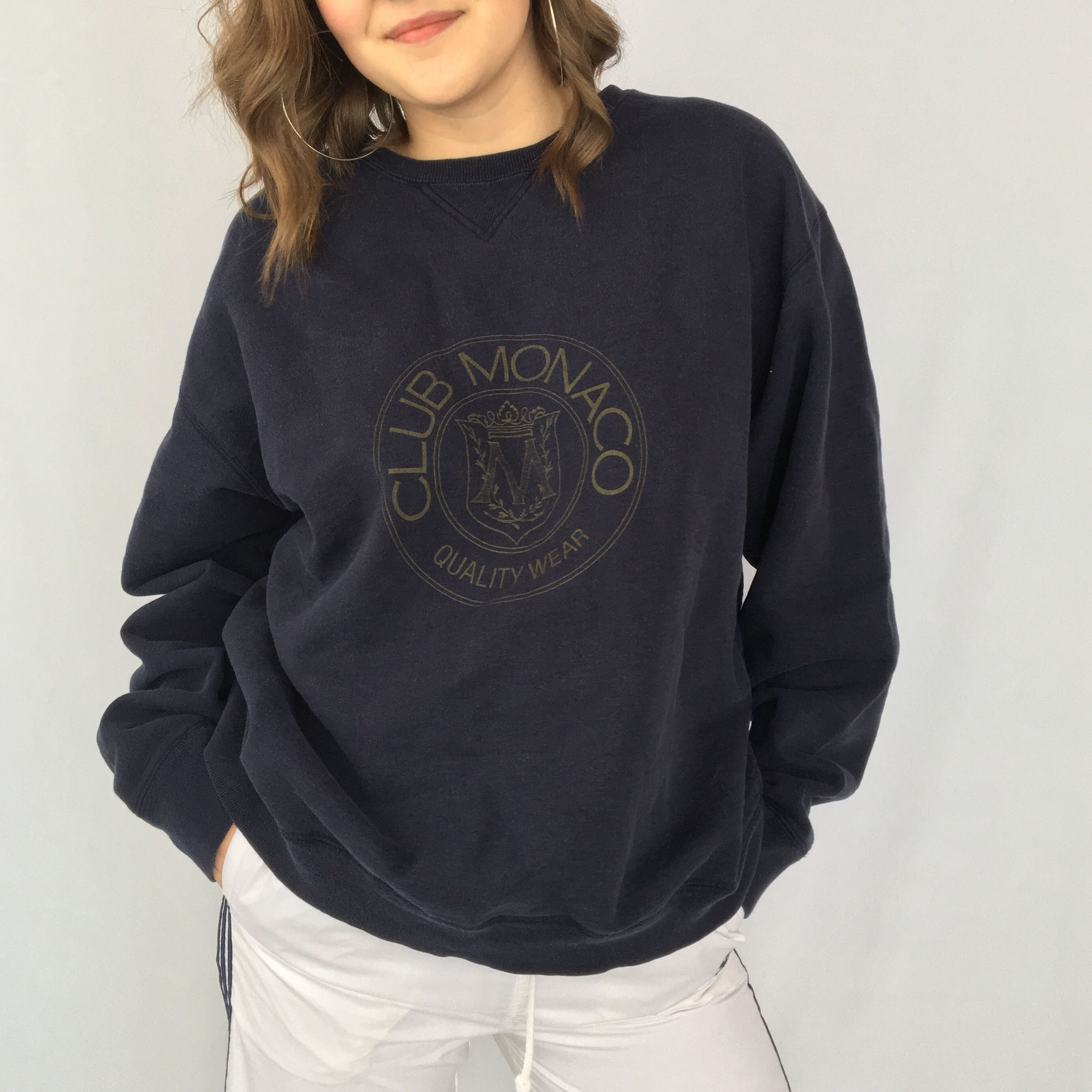 Vintage Club Monaco Pullover Sweater
