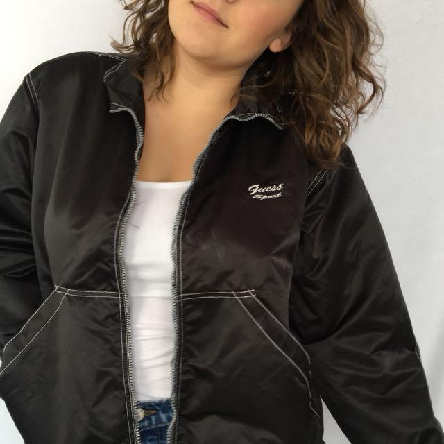 Vintage Guess Sport Nylon Jacket