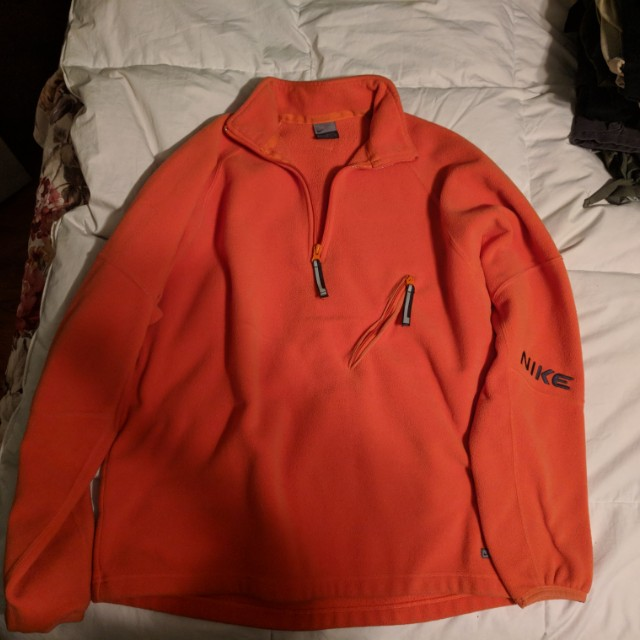 Vintage Nike Quarter Zip Fleece
