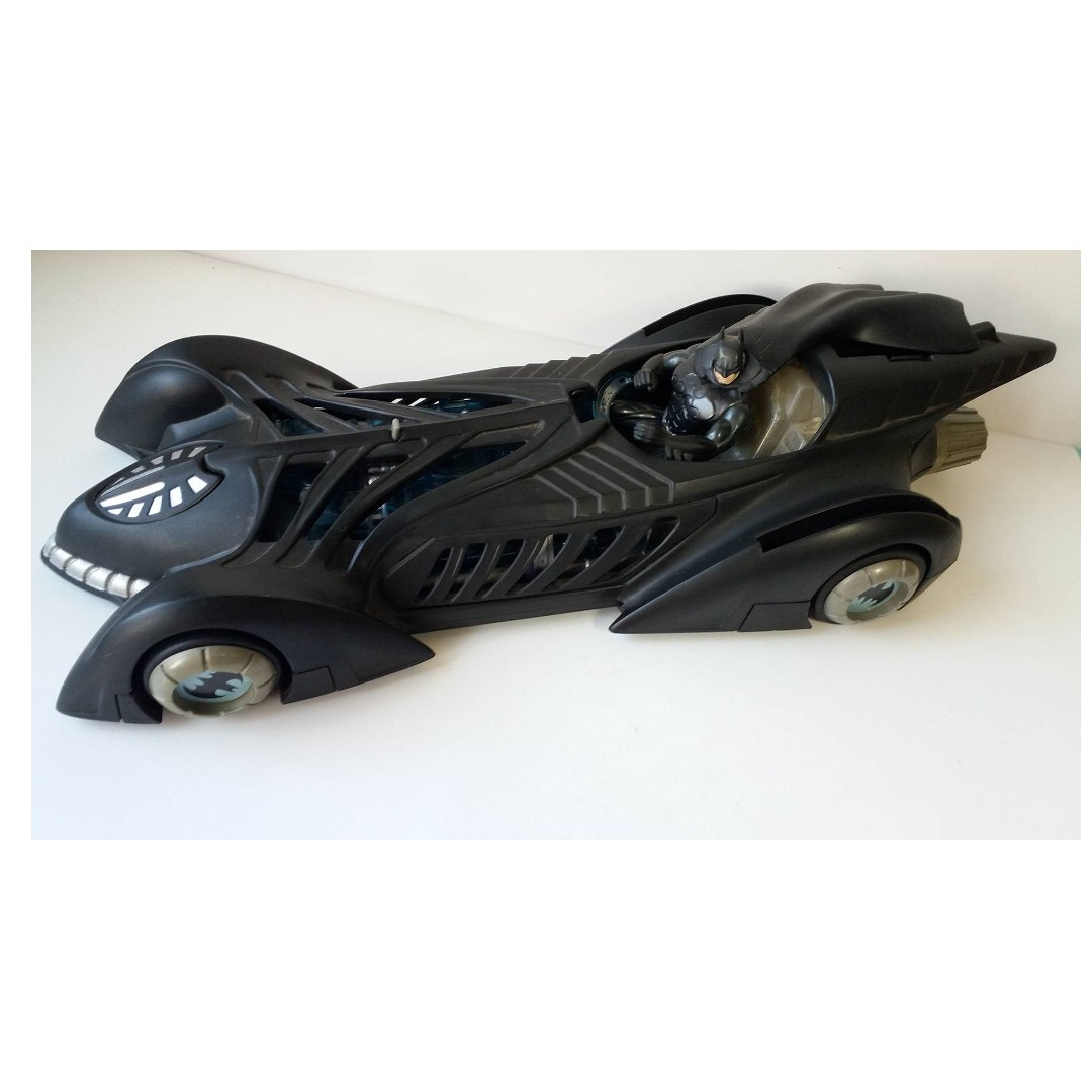 Vintage Toys Batmobile 17 inches by Kenner