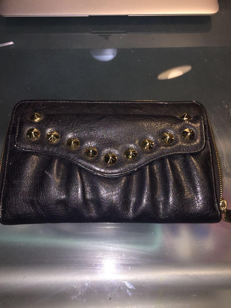 Wayne cooper clutch /wallet