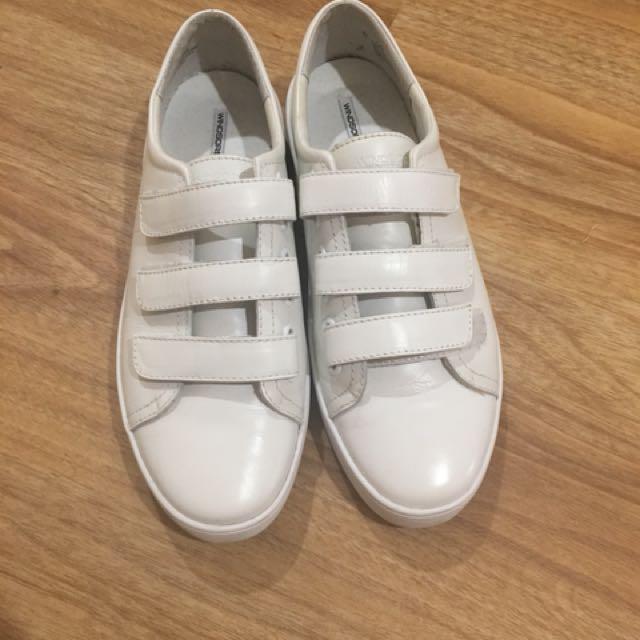Windsor Smith Velcro sneakers