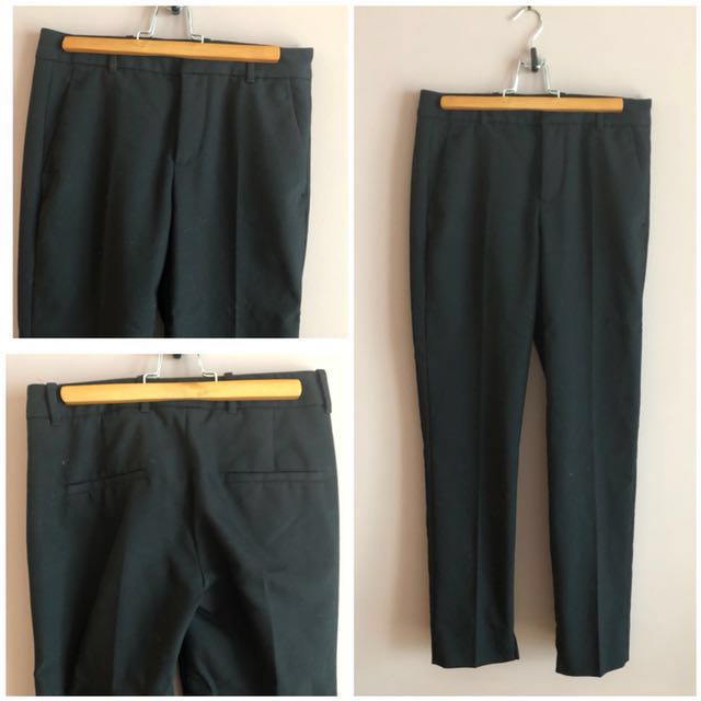 Zara Crop pants (XS)
