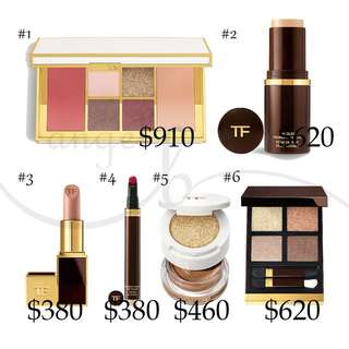 Tom Ford Makeup代購