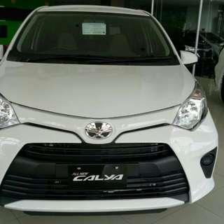 Toyota Calya Hanya DP 10Jutaan,Khusus Bulan ini