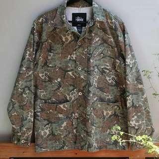 Stussy Military Chore Jacket