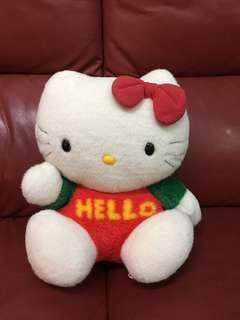 """80s Hello Kitty 10.5"""" tall"""
