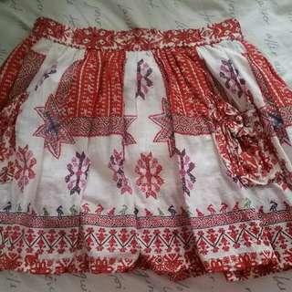 Zara skirt, size small