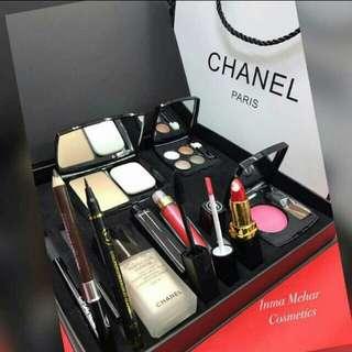 Chanel Makeup Set ( Last 1 Box Including chanel Paperbag )