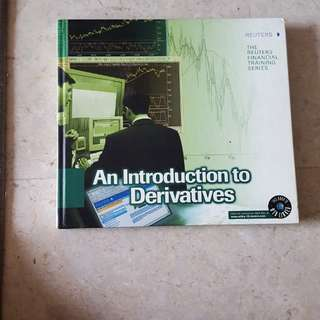 An introduction to derivatives by John Wiley