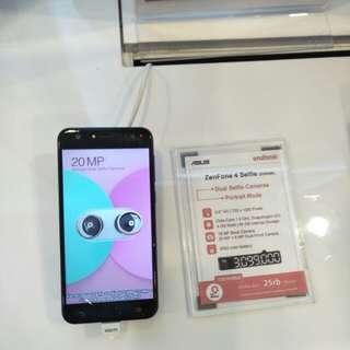 Promo Cashback Zenfon 4 Selfie Dicicil Tanpa Kartu Kredit