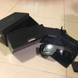 Nathan Jenden x Izzue Collection black sunglasses 型格限量板太陽眼鏡