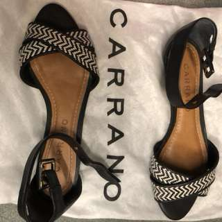 Carrano genuine leather sandals