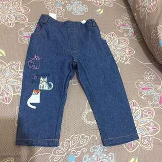 Jeans Baby pipiniko