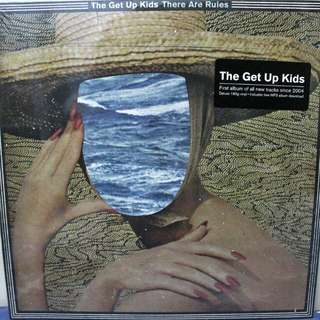 The Get Up Kids - There Are Rules Vinyl Record