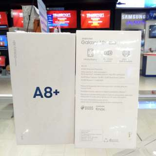 Samsung A8+,Bisa Kredit