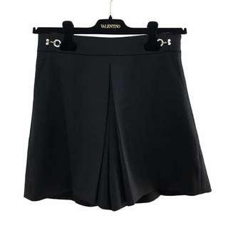 ALEXANDER WANG  褶飾高腰短褲