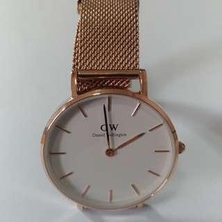 Dw 32mm. 鋼帶錶