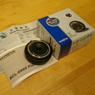 OLYMPUS BCL0980 9mm魚眼鏡頭 for M43