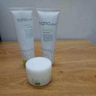 Nano White Set #Bajet20