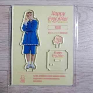 [Free pos]BTS Jimin Acrylic Stand (4th Muster-Happy ever after)