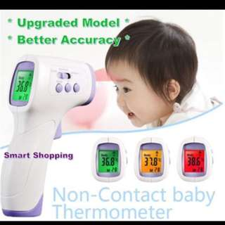 Infra-red Thermometer with backlight indicator