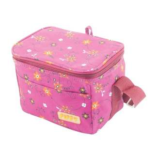 FIFFY Foldable Cooler Bag (Pink)