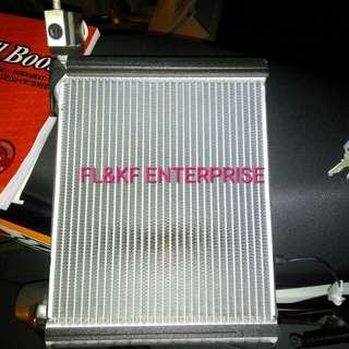 Cooling coil original belta/vios ncp93