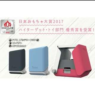 轉賣 Takara tomy printoss 手機拍立得列印機(含底片)