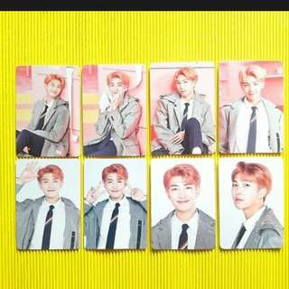 (LF) BTS 4th muster photocards