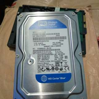 Hard disk western digital 320GB