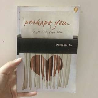 "Novel "" perhaps you """