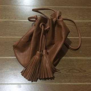 Fringe Sling Bag