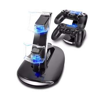 PS4 or Xbox One Dual Wireless Controller Charger Brand New