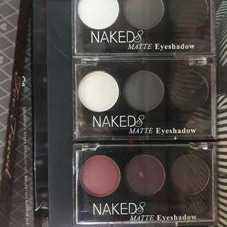 Naked Eyeshadow Matte
