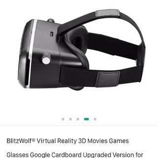 BlitzWolf® VR Glasses