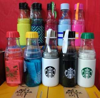 Starbucks Thumbler Bottle