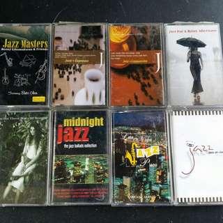 Kaset Jazz Campur