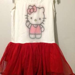 Hellokitty dress