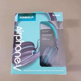 BNIB sonic gear airphone V