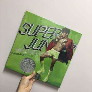 Super junior fifth album (始源封面)(99%新)
