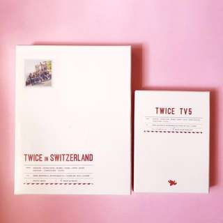[READY STOCK] TWICE TV5 / PHOTOBOOK