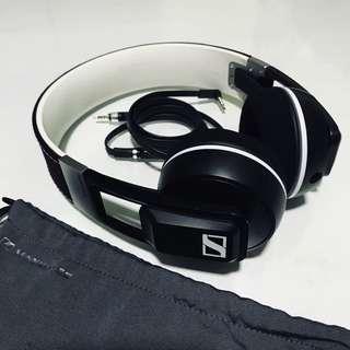 Sennheiser Urbanite On-Ear Headphones (Black)