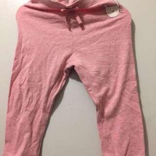 Pink pajama