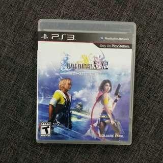 Final Fantasy X/X-2 PS3 Game
