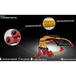 CABLE PLUG BRISK (TOYOTA STARLET DOTTE 16V)
